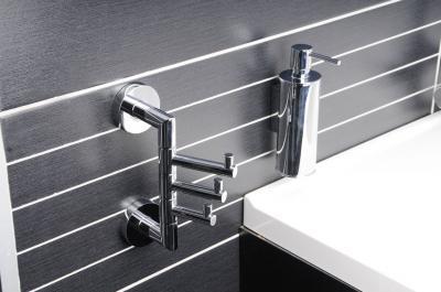 Elegáns kiegészítők - fürdő / WC ötlet, modern stílusban