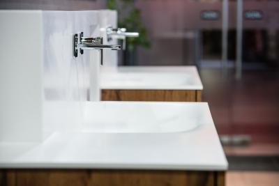 Küönleges mosdó - fürdő / WC ötlet, modern stílusban