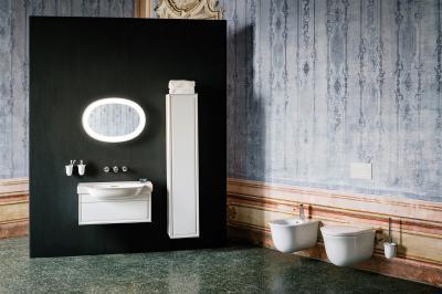 Elegáns szaniterek - fürdő / WC ötlet
