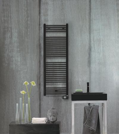 Design radiátor - fürdő / WC ötlet, modern stílusban