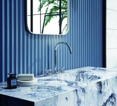 Elegáns fürdőszoba - fürdő / WC ötlet