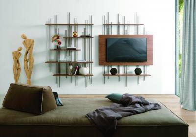 Kényelmes design bútorok - nappali ötlet