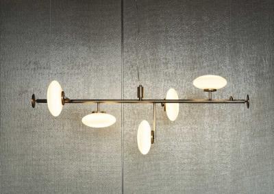 Design lámpa - nappali ötlet, modern stílusban