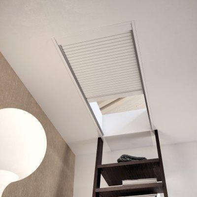 RAUVOLET bútorredőny - nappali ötlet, modern stílusban