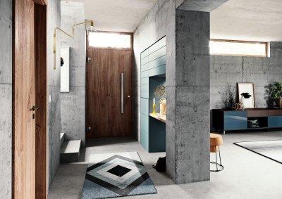 RAUVISIO crystal - előszoba ötlet, modern stílusban