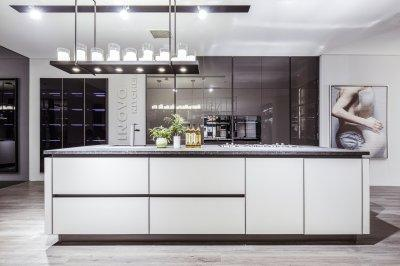 RAUVISIO brilliant - konyha / étkező ötlet, modern stílusban