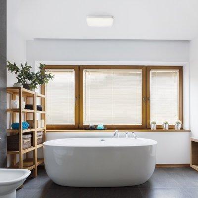 Minimalista stílus a fürdőbe is - fürdő / WC ötlet, modern stílusban