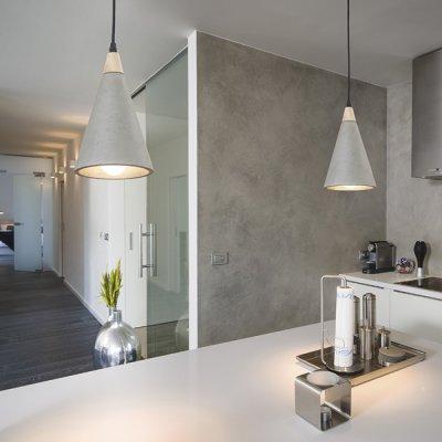 Modern lámpa függeszték - konyha / étkező ötlet, modern stílusban