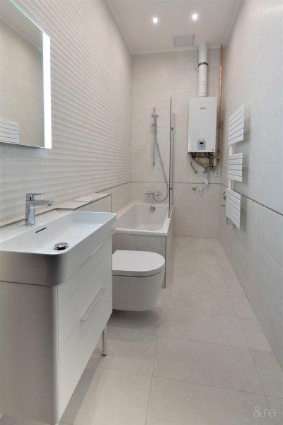 Fürdőszoba Budapest belváros - fürdő / WC ötlet, modern stílusban