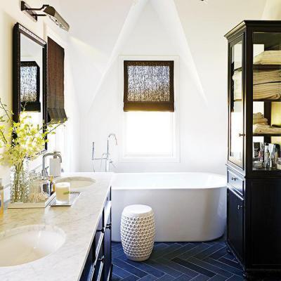 Változatos fürdőkádak18 - belső továbbiak ötlet, modern stílusban