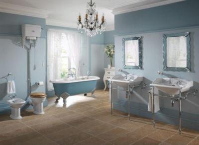 Fürdőszobaburkolat10 - belső továbbiak ötlet, klasszikus stílusban