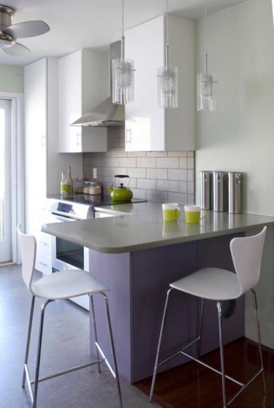 Tetőterek28 - konyha / étkező ötlet, modern stílusban