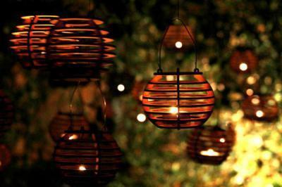 Kerti világítás18 - külső továbbiak ötlet, modern stílusban