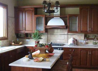 Színes,mintás fal80 - konyha / étkező ötlet, klasszikus stílusban