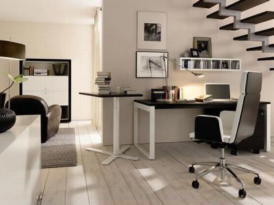 Dolgozószoba inspirációk11 - dolgozószoba ötlet, modern stílusban