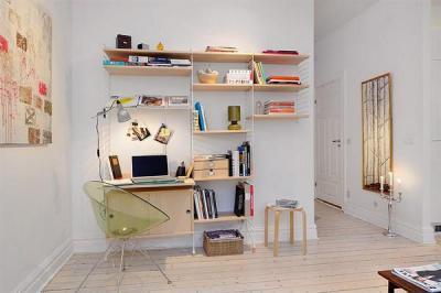 Dolgozószoba inspirációk37 - dolgozószoba ötlet, modern stílusban