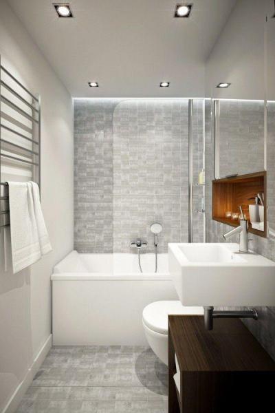 Fürdők világa13 - fürdő / WC ötlet, modern stílusban