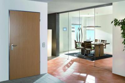 Beltéri ajtó - bejárat ötlet, modern stílusban