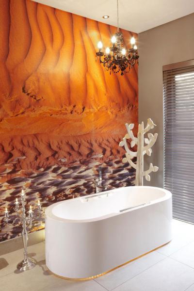 Pazar fürdőszoba - fürdő / WC ötlet, modern stílusban