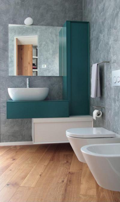 Hidegburkolatos fürdők12 - fürdő / WC ötlet, modern stílusban