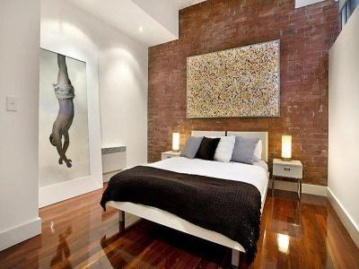 Kőfal - háló ötlet, modern stílusban