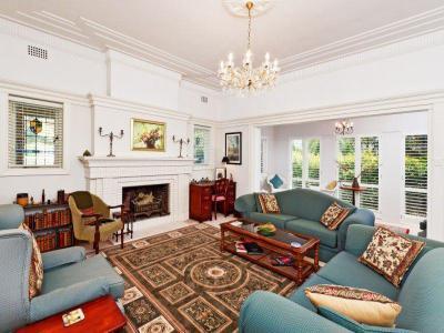 Kandallós házak50 - nappali ötlet, klasszikus stílusban