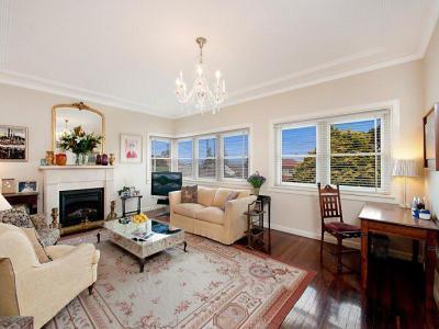 Kandallós házak32 - nappali ötlet, klasszikus stílusban