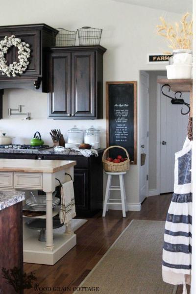 Írd a falra!  - konyha / étkező ötlet, klasszikus stílusban