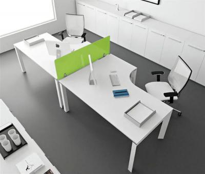 Kis otthoni iroda - dolgozószoba ötlet, modern stílusban