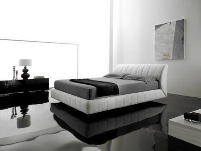 Fekete fehér kontraszt - háló ötlet, modern stílusban