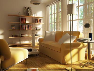 Krém színű nappali2 - nappali ötlet, modern stílusban