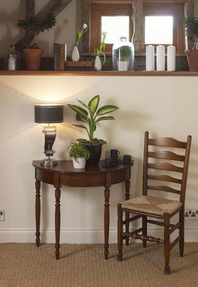 Előszobai kávézó - előszoba ötlet, mediterrán stílusban