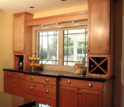 Boros pult - konyha / étkező ötlet, modern stílusban