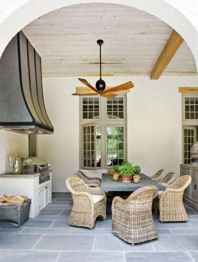Sütéshez ideális - erkély / terasz ötlet, mediterrán stílusban