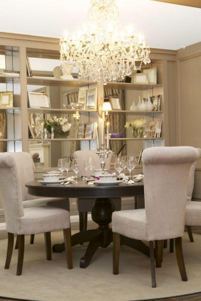 Great Gatsby stílusban - konyha / étkező ötlet
