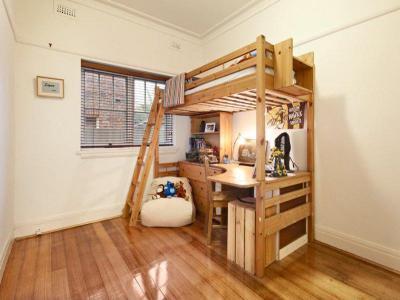 Puszta fa - gyerekszoba ötlet, modern stílusban