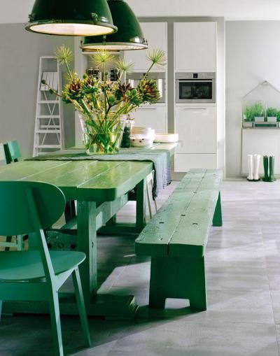 Olasz stílus - konyha / étkező ötlet, rusztikus stílusban