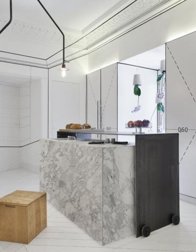 Konyhasziget7 - konyha / étkező ötlet, modern stílusban