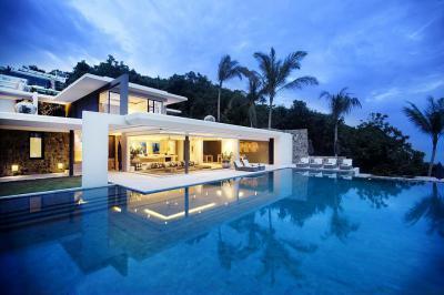 Tökéletes nyaraló - medence / jakuzzi ötlet, mediterrán stílusban