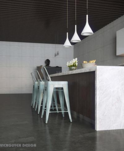 Konyhapult2 - konyha / étkező ötlet, modern stílusban