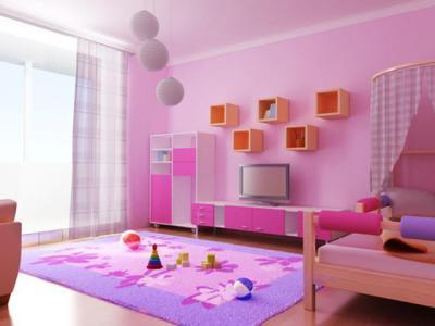 Modern gyerekszoba - gyerekszoba ötlet, modern stílusban