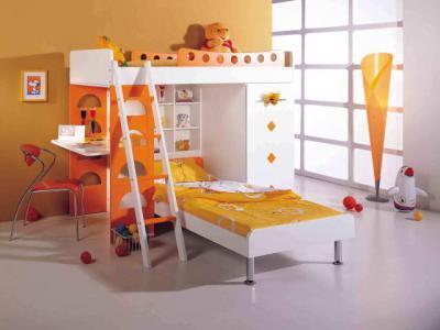 Gyerekszoba - gyerekszoba ötlet, modern stílusban