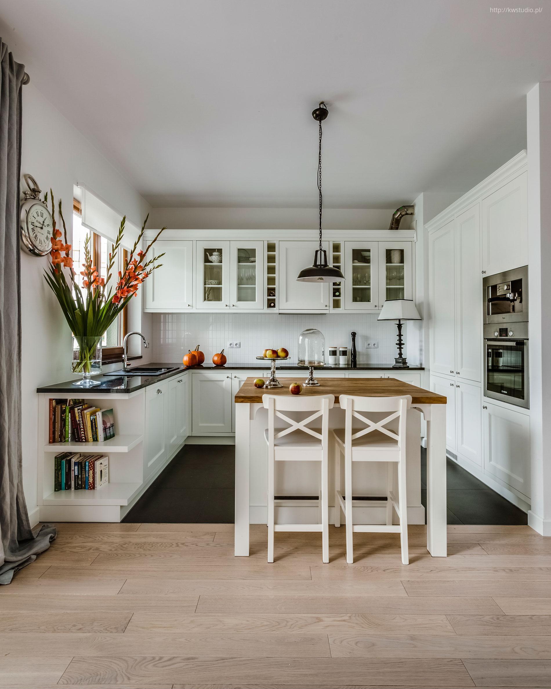 Fehér konyha // HOMEINFO.hu - Inspirációtár