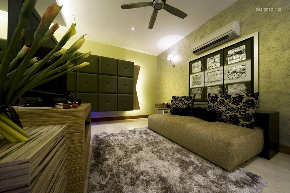 föld színek a nappaliban // HOMEINFO.hu - Inspirációtár