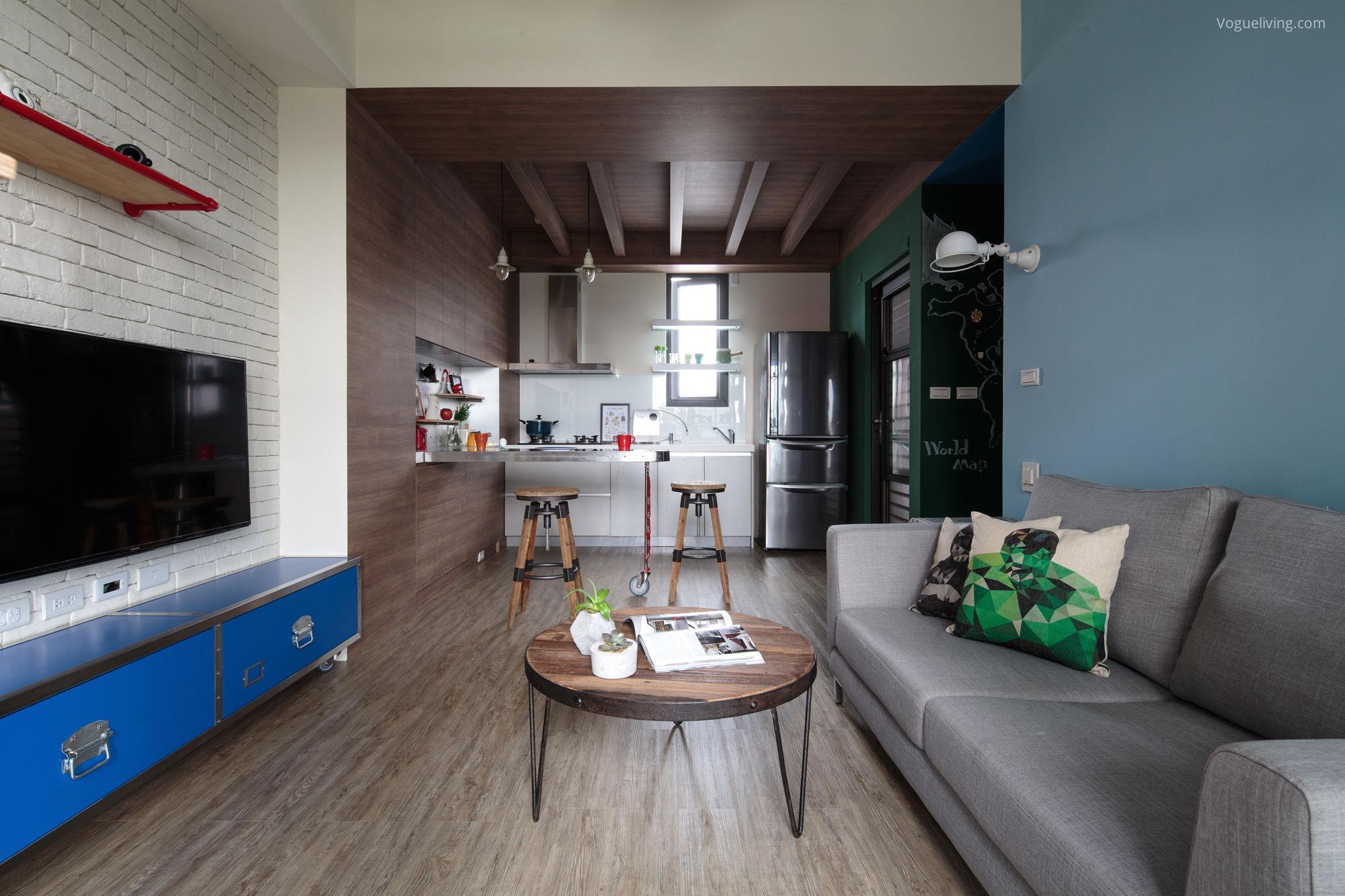 loftszerű berendezés // HOMEINFO.hu - Inspirációtár
