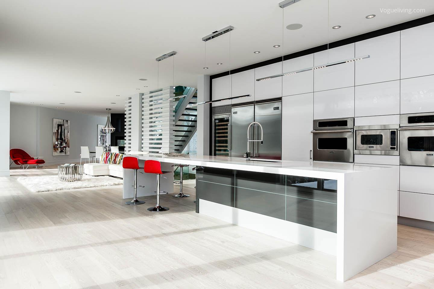 contemporary kitchen designs 2012 feh 233 r konyhab 250 tor homeinfo hu inspir 225 ci 243 t 225 r 5714
