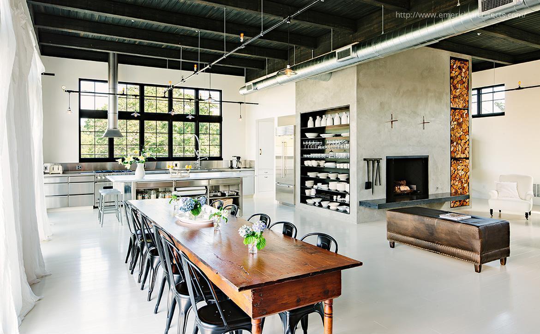 Modern ipari amerikai konyha // HOMEINFO.hu - Inspirációtár