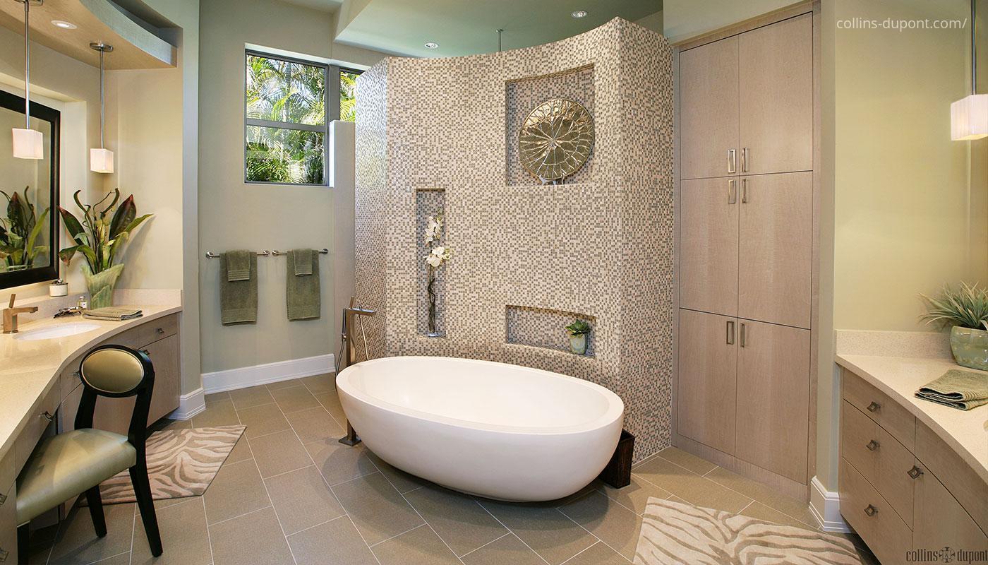 Helytakarékos fürdőszoba // HOMEINFO.hu - Inspirációtár