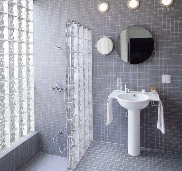 Épített zuhanykabin // HOMEINFO.hu - Inspirációtár