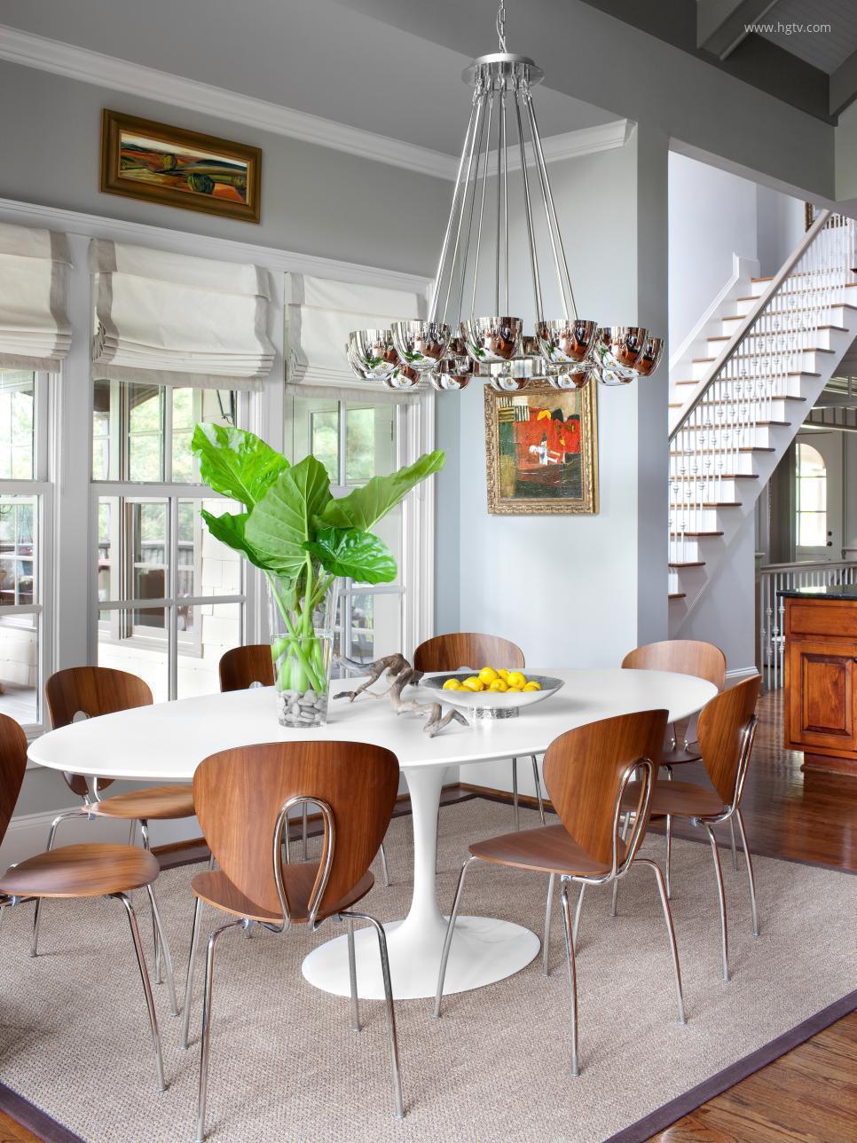 Modern étkezőasztal székekkel // HOMEINFO.hu - Inspirációtár